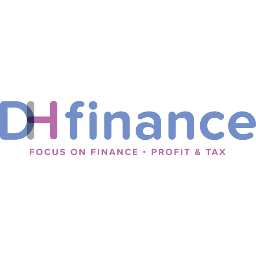 Dh Finance Logo
