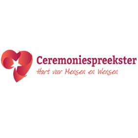 Logo Ceremoniespreekster